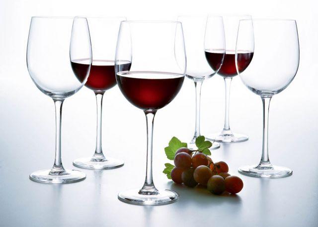 Набор бокалов для вина Luminarc VERSAILLES 6x580 мл.