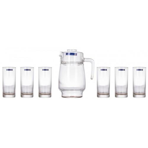 Набор для напитков Luminarc VALECYA 7 предметов