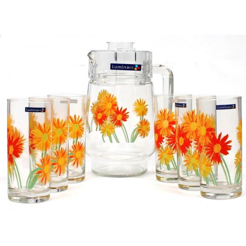 Разновидности стеклянной посуды от компании Luminarc