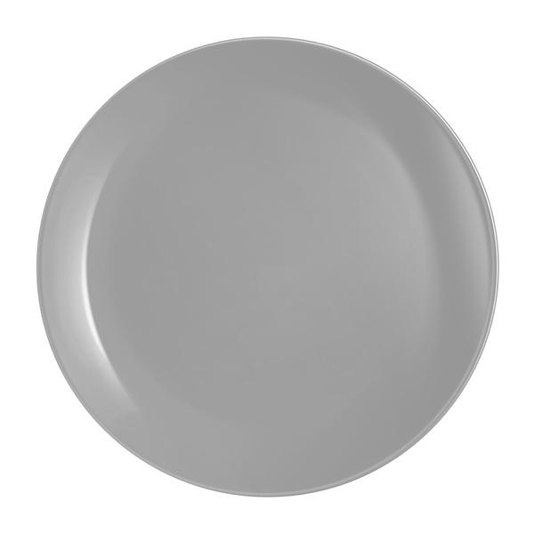 Тарелка обеденная Luminarc DIWALI GRANIT 25см (P0870)