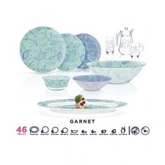 Сервиз Luminarc Simply Garnet 46 предметов
