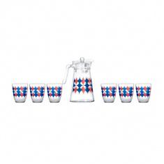 Набор для напитков Luminarc NEO ELMAS BERRY 7 предметов
