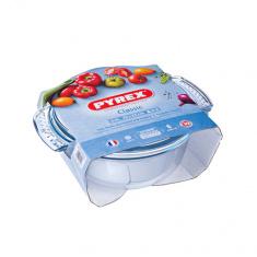 Кастрюля для запекания круглая Pyrex 3.5 л