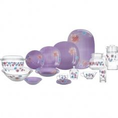 Сервиз Carine Angel Purple 71 предмет