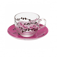 Сервиз Luminarc для чая KASHIMA PURPLE 6x220 мл.