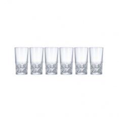Набор высоких стаканов Luminarc SANCY 6х340 мл.