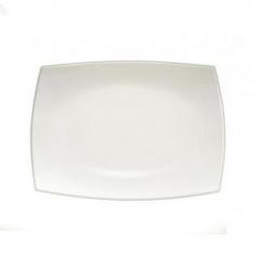 Блюдо Luminarc QUADRATO WHITE 35х26 см (D6413)
