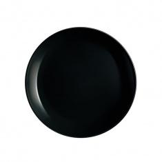 Тарелка десертная Luminarc DIWALI BLACK 190 мм.