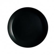 Тарелка обеденная Luminarc DIWALI BLACK 250 мм.