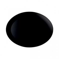 Блюдо LUMINARC DIWALI BLACK 33 см. (P0866)
