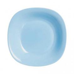 Тарелка суповая CARINE LIGHT BLUE 210 мм.