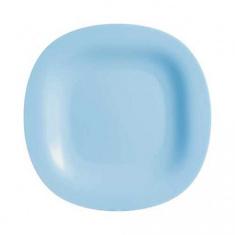 Тарелка обеденная CARINE LIGHT BLUE 270 мм.