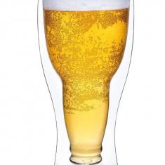 Бокал для пива с двойным дном 350 мл