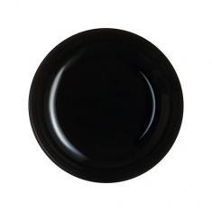 Блюдо LUMINARC FRIENDS TIME BLACK 26см. (P6375)