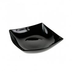 Тарелка суповая LUMINARC QUADRATO BLACK 200 мм.