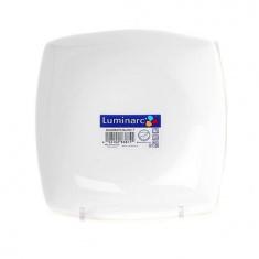 Тарелка суповая LUMINARC QUADRATO WHITE 200 мм.