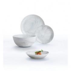 Сервиз Luminarc DIWALI Marble Granit 19 предметов. (Q0217)
