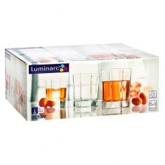 Набор стаканов низких Luminarc OCTIME 6x300 мл.