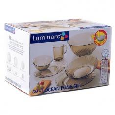 Сервиз Luminarc OCEAN ECLIPCE 30+1 предмет (сборный)