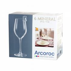 Набор бокалов для вина Luminarc MINERAL 6x270 мл.