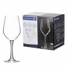 Набор бокалов для вина Luminarc HERMITAGE 6x350 мл