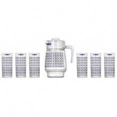 Набор для напитков Luminarc ALDWIN 7 предметов.
