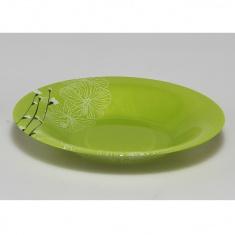 Тарелка суповая Luminarc RHAPSODY GREEN 215 мм.