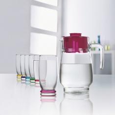 Набор для напитков Luminarc CORTINA RAINBOW 7 предметов.