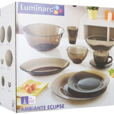 Сервиз Luminarc Ambiante ECLIPSE 45 предметов.