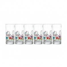 Набор стаканов Luminarc AMSTERDAM ROSE POMPON 6х270 мл.