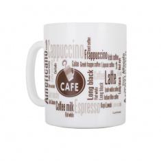 Чашка LUMINARC ESSENCE COFFEEPEDIA 320 мл.