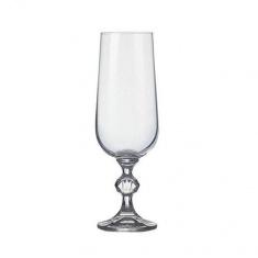 Набор бокалов для шампанского Bohemia Claudia 6 шт х 180 мл (40149/180)
