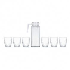 Набор для напитков Luminarc NEO FLOWERS 7 предметов