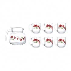 Набор для чая Luminarc ANTHIA 7 предметов