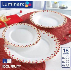 Сервиз Luminarc IDOL FRUITY 18 предметов.