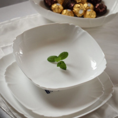 Тарелка суповая Luminarc Lotusia