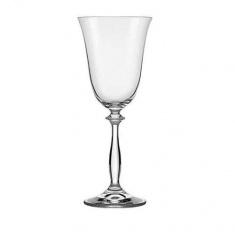 Набор бокалов для вина Bohemia Angela 250 мл. 6 шт. (40600/250)