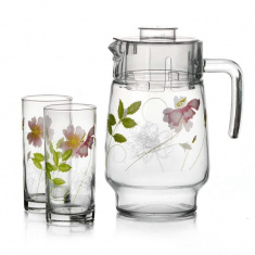 Комплект для напитков Luminarc Anemone  7 предметов