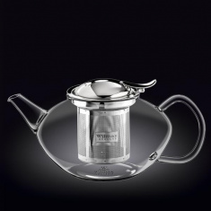 Заварочный чайник с металлическим фильтром Wilmax Thermo 1550мл WL-888806