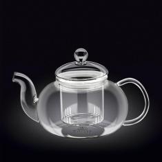 Заварочный чайник со стеклянным фильтром Wilmax Thermo 1550мл WL-888814