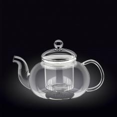Заварочный чайник с фильтром Wilmax Thermo 1200мл WL-888815/A