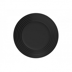 Тарелка десертная Luminarc HARENA BLACK 190 мм.