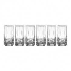 Набор высоких стаканов Luminarc BRIGHTON 6х310 мл.