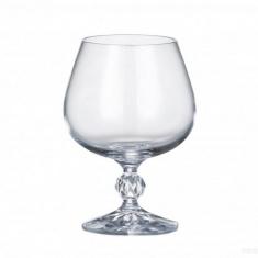 Набор бокалов для коньяка Bohemia Claudia 6 шт х 250 мл (40149/250)