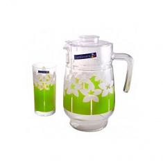 Набор для напитков Luminarc PIMPRENELLE ANIS 7 предметов