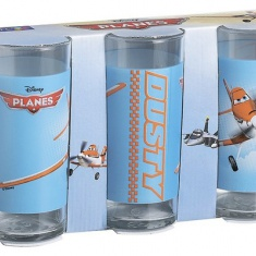Набор детских стаканов Luminarc DISNEY PLANES 3X300 мл.