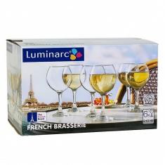 Набор бокалов для вина Luminarc FRENCH BRASSERIE 6 предметов