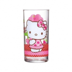 Стакан детский Luminarc HELLO KITTY Cherries  270 мл.