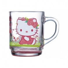 Чашка детская Luminarc HELLO KITTY Nordic Flower 250 мл.