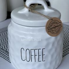 Банка для зберігання кави BonaDi Farmhous Coffe 800 мл(655126W1)